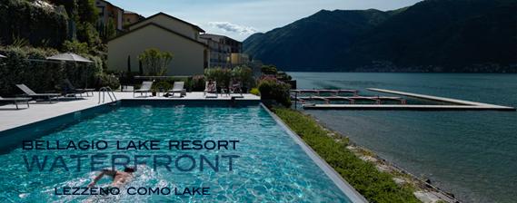 villa a Laglio sul lago di Como