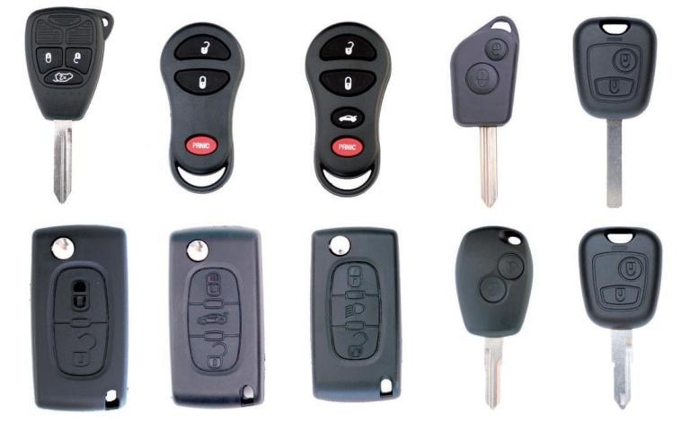 telecomando apertura porte auto universale
